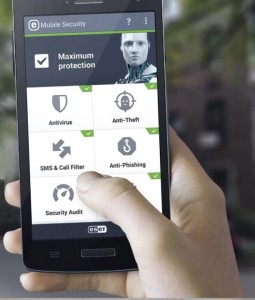 NOD32 Mobile Security для Android